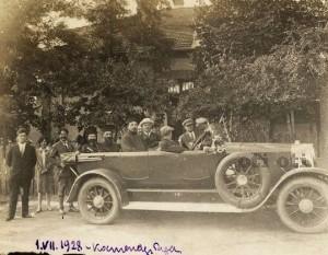 Снимка от 1928г.