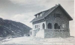 Хижа Белмекен 1950г.