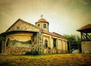 Църква в Бальова махала