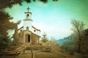 Параклис Успение Богородично, село Костенец