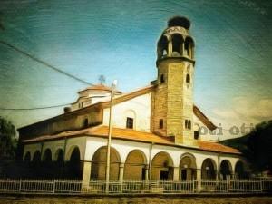 Църква Свети Архангел Михаил 1857 г. село Костенец