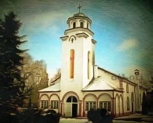 Църква Успение Богородично Долна Баня