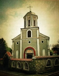 църквата Рождество на Пресвета Богородица в Радуил