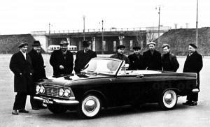 Москвич 408 кабриолет