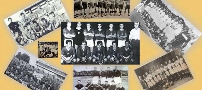 Футболни отбори шампиони на България 1924 г. – 2015 г.