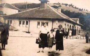 На почивка в Момин проход през 1935г.