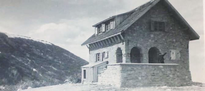 Хижа Белмекен в средата на 20 век