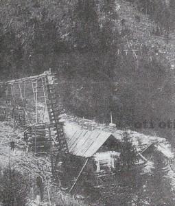 Бичкииница в месноста Кутлините 1908 г