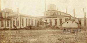 Костенец кибритна фабрика 1913 година