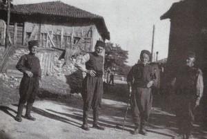 Носии на мъже от село Костенец