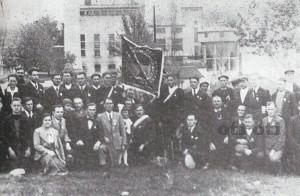 Първи май в Костенец 1938 година