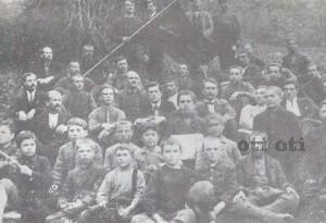 Първи май 1923 година в месноста Шатърската ливада