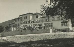 Летовище Долна баня 1936 година