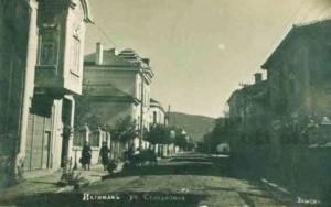Ихтиман ул.Стадиона