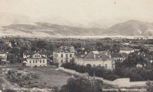 Общ изглед на Самоков 1941 година