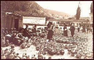Пазар за грънци