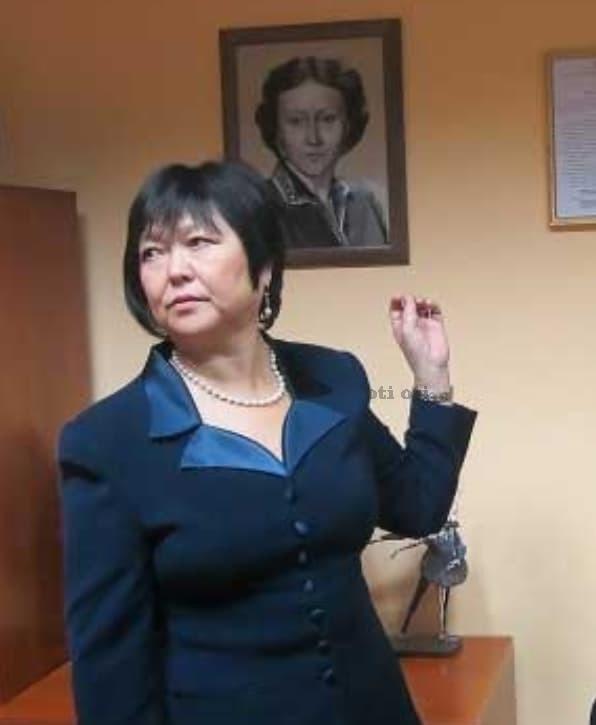 Шара Карсакпаева