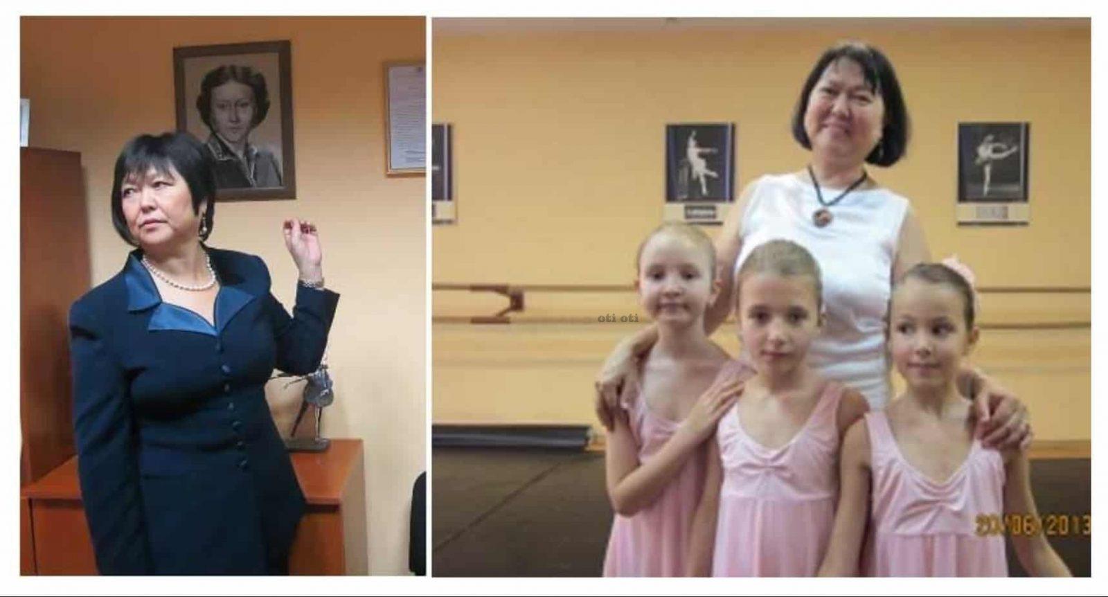 Потомка на рода Дуло обучава бъдещи балетисти