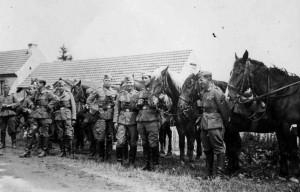 Кавалеристи от втората световна война