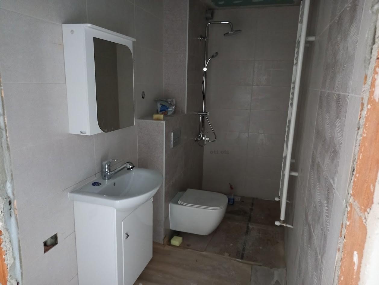 Използване на гранитогрес в банята