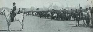 Персийската кавалерия, нач. 20 век
