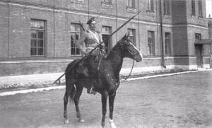 Руски кавалерист 1916