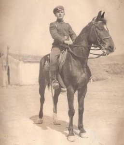Кавалерист втората световна война